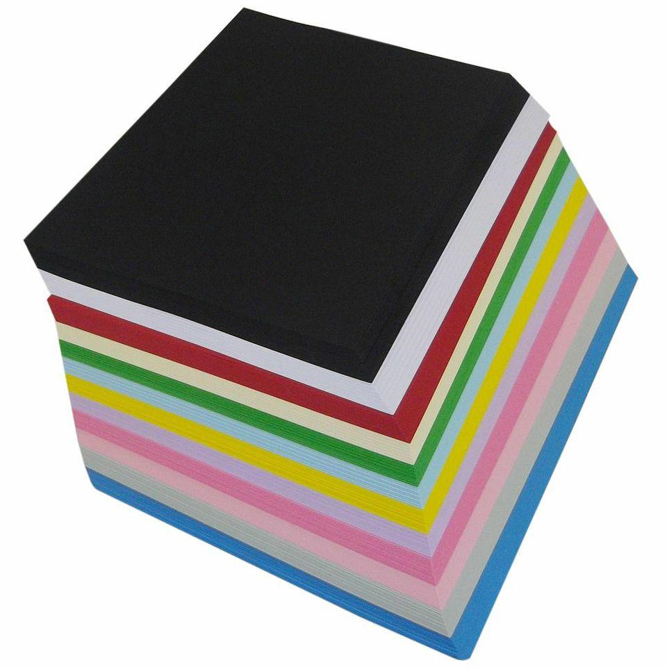 Coloured Cardboard Paper 200 x a4 Coloured Paper / Card